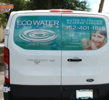 EcoWater Systems Back