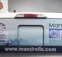 Mandrell's Window Perf