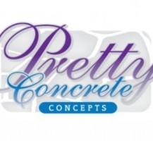 Pretty Concrete Concepts Logo Design