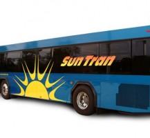 Sun Tran Bus