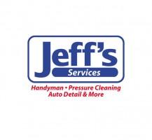 Jeff's Services Logo Design