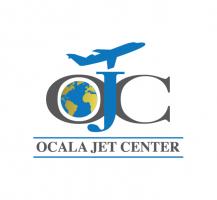 Ocala Jet Center Logo Design
