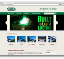 Nu Fence Website