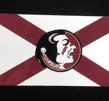 Seminole License Plate