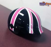 Union Jack Helmet