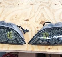 Snake Eyes Headlights