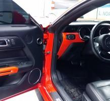 Mustang Dash/ Handles