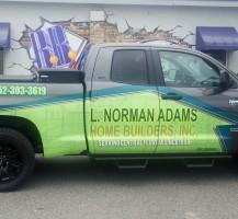 L. Norman Adams Home Builder