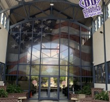 Ocala Police Department Window Graphics