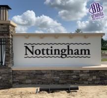 Nottingham Signage