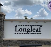Longleaf Signage