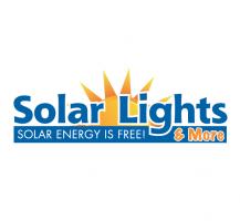 Solar Lights Logo Design Revised 2014