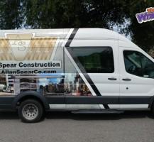 Allan Spear Construction Transit