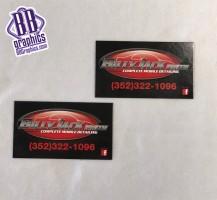 Billy Jack Business Cards