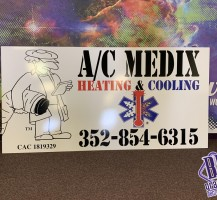AC Medix Sign