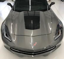 Corvette Hood Stripe