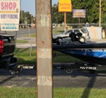 Truck and Bass Boat Fishing Sponsors