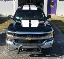 Chevy Truck Stripe Package