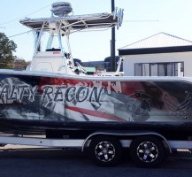 Salty Recon Boat