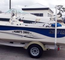 Peanut's Choice Boat