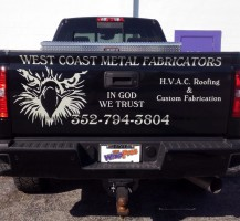 West Coast Metal Fabricators Tailgate