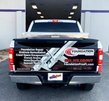 Foundation Professionals Truck
