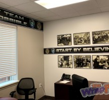 OPD Office Walls