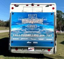 Kelly's Mobile Marine Service – Rear