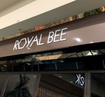 Royal Bee – Paddock Mall Storefront Sign