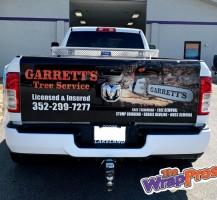 Garrett's Tree Service –  Tailgate