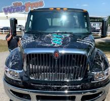C & M Towing PTSD Awareness Tow Truck
