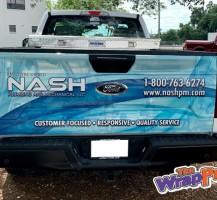NASH Plumbing Pick Up Truck – Tailgate