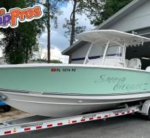 Smooth Operator II Boat