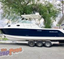 29′ Color Change Boat Side