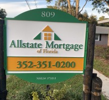 Allstate Mortgage of Florida Sign