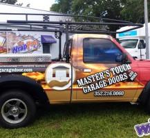 Master's Touch Garage Doors Ford Ranger