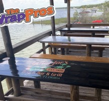 Gator Joes Outside Patio Tables