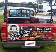 Master's Touch Garage Doors Ford Ranger – Tailgate
