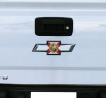 Florida Flag Chevy Emblem