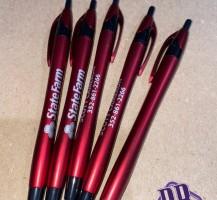 Scott Cameron State Farm Pens