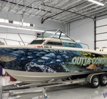 Outta Control Boat