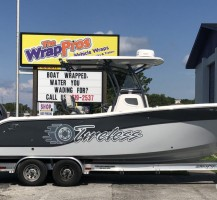 Tireless Boat