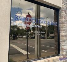 Barrett, Liner, & Buss LLC Window Decals