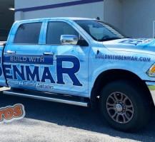 Benmar Construction Truck