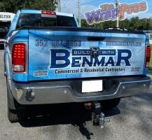 Benmar Construction Truck – Tailgate