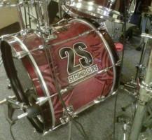Second Slice Bass Drum