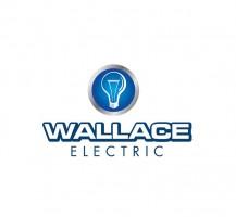 Wallace Electric Logo Design