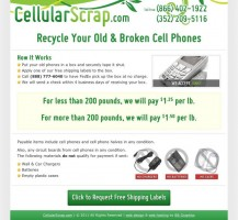 Cellular Scrap