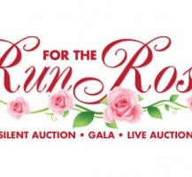 Run for the Roses Logo Design
