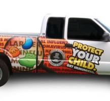 Health Dept Truck